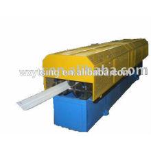 YTSING-YD-4038 Passed CE & ISO Rain Gutter Roll Forming Machine, Aluminium Gutter Roll Forming Machine