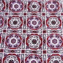 Tecido Rayon Impresso Tecido Químico para Roupas