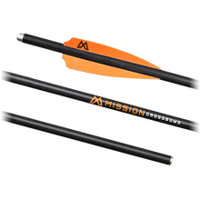 "MISSION CROSSBOWS - 20 "".001 PREMIUM BOLTS"