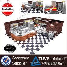 Shinelong All Type Kitchen Martinique Jenny'S Bakery Autocad Kitchen Design