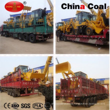 China Coal Wz25-12 Backhoe Wheel Loaders