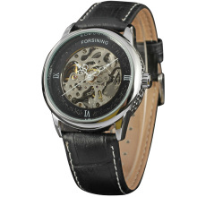 Minimalist Leather Oem Watches Japan Automatic Movement