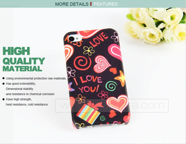 3D Sublimation Cell Phone Cases