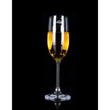 Alta Qualidade Cristal Transparente Champagne Copo
