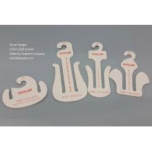 Respectueux de l'environnement papier Recyclable en carton cintre pour chaussures