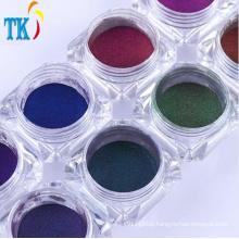 Chameleon pigment mirror effect pigment/Mirror effect chromashift pigment for nail polish