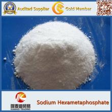 Hexametafosfato sódico 68% Fabricante de China Tech Grade