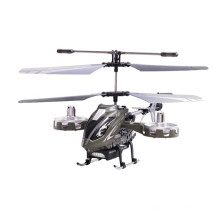 AVATAR Embalaje exquisito 4CH Gyro InfraRed Control remoto RC Helicóptero RC Heli F103 F103B avatar helicóptero