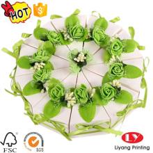High quality wholesale wedding box gift box