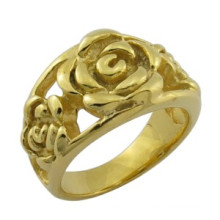 Bague en or 14k en or avec bijoux en or