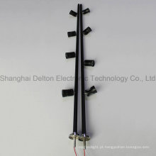 Flexível personalizado pólo luz multi-luz levou gabinete jóias luz (dt-zbd-001)
