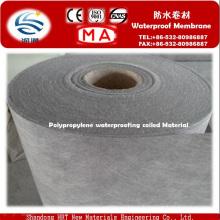 Membranes imperméables de passage souterrain
