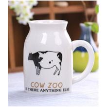 Fashion Creative Ceramic Cup, Custom Made Sublimation Photo Coffee Mug