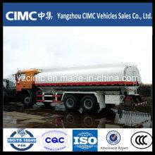 Caminhão de tanque de água de Sinotruck HOWO 20m3 6 * 4