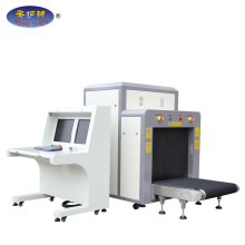 Sécurité machine de scanner à rayons X aéroport / Station