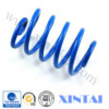 Blue Color Code Music Wire Compression Spring