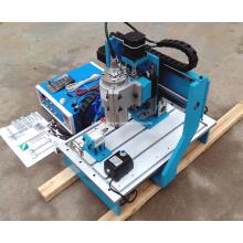 Máquina de gravura CNC com 4 eixo / gravador CNC com porta USB