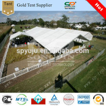 clear span aluminum tents for event football 10x35m