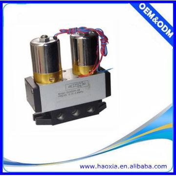 Válvula de Controle Elétrica AC220V 4 / 2Way Pneumática com Q24DH-08