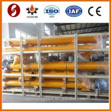 Transportador de tornillo rentable utilizado en la planta de mezcla de hormigón
