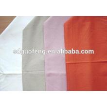 tela do spandex do algodão 40X40 + 40D 133x72 para a fábrica do vestuário de Vietnam