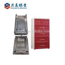 Moules de tiroir de stockage d'injection en plastique d'utilisation quotidienne de moule de produits ménagers / Multiwall à vendre