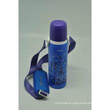 Alta Qualidade 304 Aço Inoxidável Parede Dupla Vacuum Flask Flask Svf-1000e Vácuo Flask