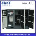 250KW screw air compressor silent machine air conditioning compressor