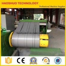 Hohe Qualität CRGO Silizium Stahlschneidelinie