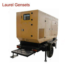 Trailer Diesel Generator Set Super Silent Type