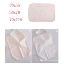 Nature Color Baby Muslin Wrap Swaddle pañal pad