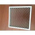 300*300 mm Aluminum Honeycomb Core Ceilings