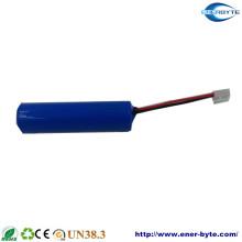 Paquete de la batería del Li-ion 7.4V 2200mAh
