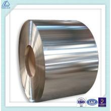 8011 aleación de aluminio / bobina de aluminio para la tapa de la botella