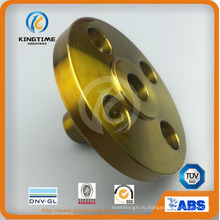Высокое качество АСМЕ Б16.5 углеродистая сталь кованая Фланец с TUV (KT0253)