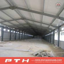 2015 Pth Customized Design Low Cost Fertigteil Stahlstruktur Lager