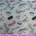 New Fashion Polyester Taft mit Druck