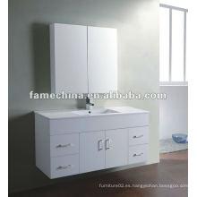 Gabinete de baño de 1200 mm MDF