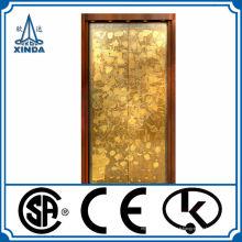 Vertical Elevator Panel Elevator Landing Door