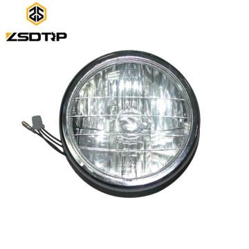 Hochwertige Kontrollleuchten BOXER BM100 Scheinwerfer mit einer Glühlampe aus Kristallglas
