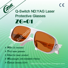 Zg01 ND YAG Laser Safety Glasses Laser Machine