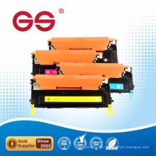 Cartuchos de impresora de color 407s Toner para Samsung CLX-3186 3186N 3186FN