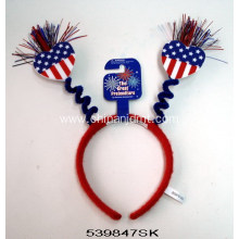 American National Day headband