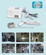 Naaimachine LED Lamp
