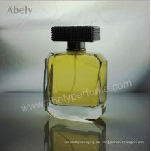 Unregelmäßiger Schnitt Kristall Parfums mit Original Duft