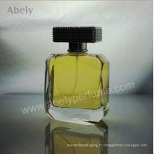 Parfums de cristal à coupe irrégulière avec parfum original