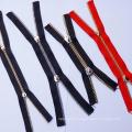 Long Chain Metal Zipper for Garments 7042