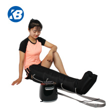 Best selling DC pump air compression recovery boots sports therapy leg massage for athlete