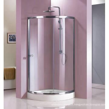 Cabine de douche en quart de cercle (HR229C)