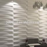 Plant fiber interior wal paneling decorative pvc 3d wall panels wholesale